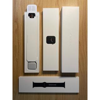 Apple - Apple Watch Series 6 GPSモデル スペースグレイ 40mm