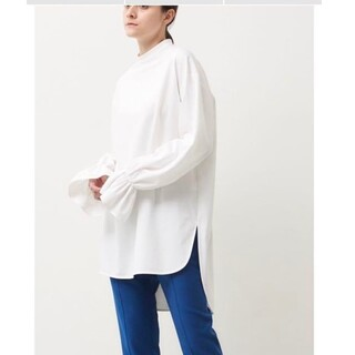 Drawer - yori 完売 フリルシャツ ブラウス