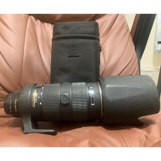 Nikon - Nikon AF-S 80-200mm F2.8D ED ケース付き