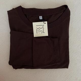 EDIT.FOR LULU - Baserange ロンT バンブーTシャツ TATILE S ベースレンジ