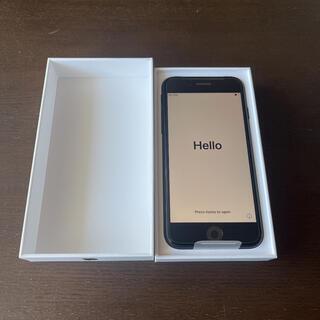 iPhone - アップル iPhoneSE 第2世代 64GB ブラック SIMフリー