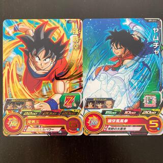 BANDAI - スーパードラゴンボールヒーローズ 孫悟空 UM8-014 BM1-013