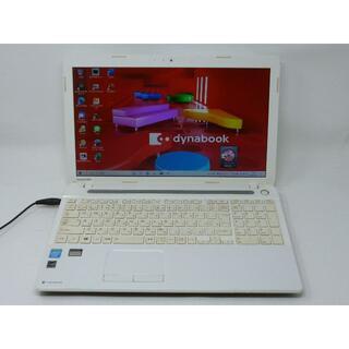 東芝 - 東芝 ノートパソコン BX/571KW Office SSD120GB!