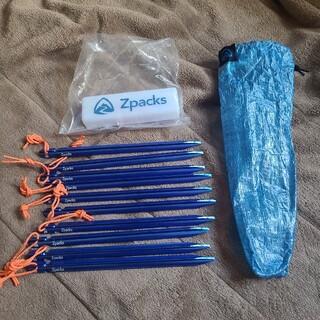 ARC'TERYX - zpacks ペグ ペグケース 歯ブラシ セット ムーンライトギア ローカスギア