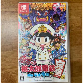 Nintendo Switch - 桃鉄 Switch 桃太郎鉄道