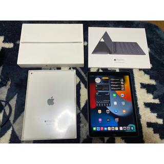 Apple - iPad Pro 12.9  32gb 純正スマートキーボード 純正ケース付き