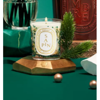 diptyque - 新品未使用【送込】限定Sapin candle 70g
