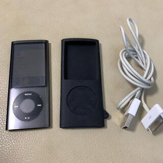 Apple - アップル iPod nano 第5世代 8GB グレー