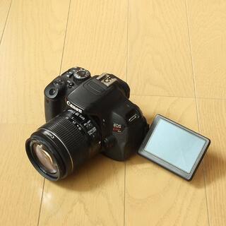 Canon - Canon EOS kiss x6i + 標準ズームレンズ
