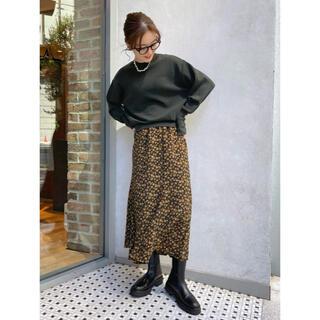 IENA - 美品❣️IENA フラワープリントマーメイドスカート 36 イエナ