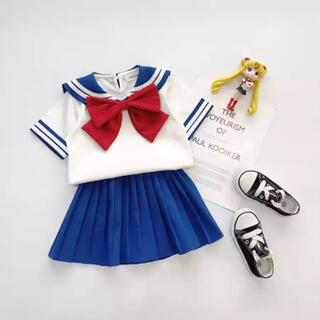 新品 kids セーラー服 制服 130㎝