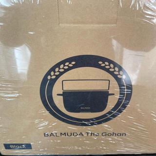 BALMUDA - BALMUDA 電気炊飯器 The Gohan K03A-BK