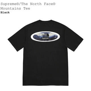 Supreme - Supreme The North Face Mountains Tee サイズ