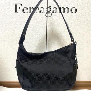 Salvatore Ferragamo - Ferragamo ハンドバッグ ブラック