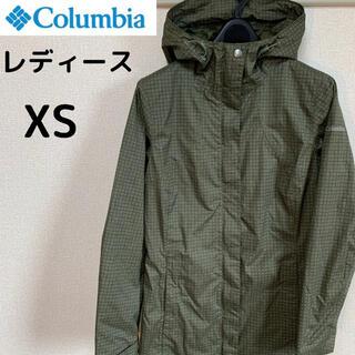 コロンビア(Columbia)のColumbia コロンビア マウンテンジャケット パーカー レディース XS(ナイロンジャケット)