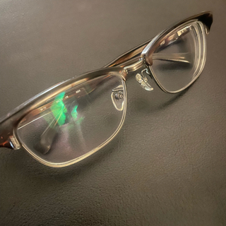 フォーナインズ(999.9)の【999.9】 M-15 眼鏡(サングラス/メガネ)