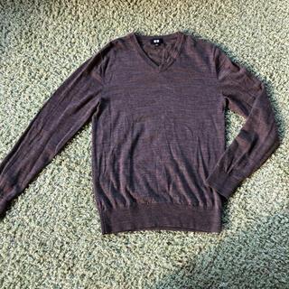 ユニクロ(UNIQLO)のユニクロ エキストラファインメリノ セーター(ニット/セーター)