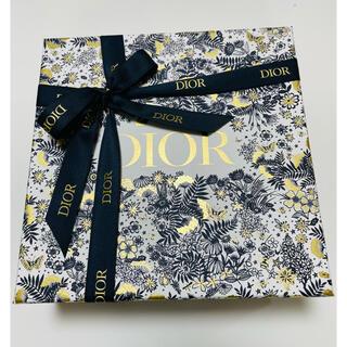ディオール(Dior)のDIORクリスマス限定ギフトラッピング(ラッピング/包装)