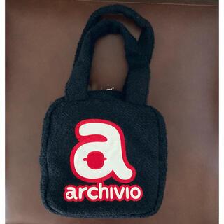 アルチビオ  ラウンドバッグ