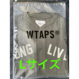 W)taps - WTAPS LEAGUE/LS/COTTON.FLANNEL Lサイズ