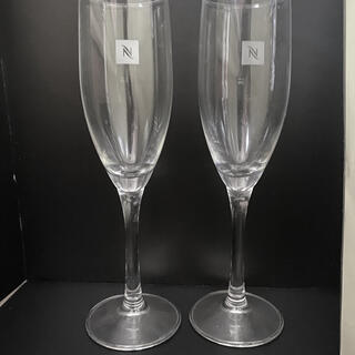 ネスレ(Nestle)のネスプレッソ ペアグラス(グラス/カップ)