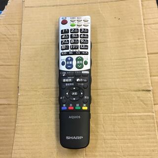 シャープ テレビリモコン  GA835WJSA(その他)