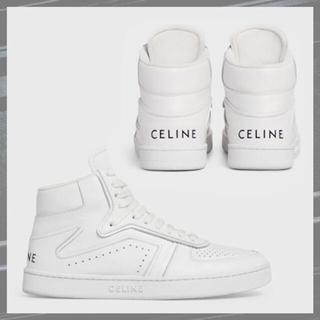 celine - 21ss Celine Zトレーナー スニーカー