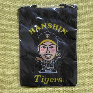 ハンシンタイガース(阪神タイガース)のFC限定ガチャ 江越(応援グッズ)