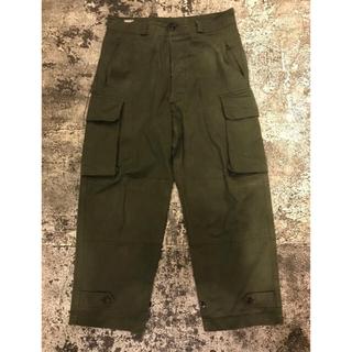 コモリ(COMOLI)のFrench Military M-47 Cargo Pants 後期モデル(ワークパンツ/カーゴパンツ)