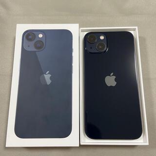 iPhone - 10/21購入 新品 iPhone13 128GB ミッドナイト SIMフリー
