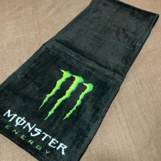 monster energy タオル 新品未使用 非売品