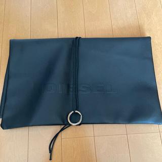ディーゼル(DIESEL)のDIESEL ショップ袋 レザー(セカンドバッグ/クラッチバッグ)