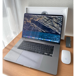 Apple - 美品MacBook Pro 16インチ TouchBar/2020年Office