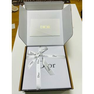 ディオール(Dior)のDIORギフトラッピングbox(ラッピング/包装)