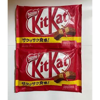 Nestle - キットカット 2袋