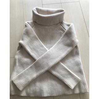 スピックアンドスパン(Spick and Span)のスピック&スパン 羊毛100(ニット/セーター)