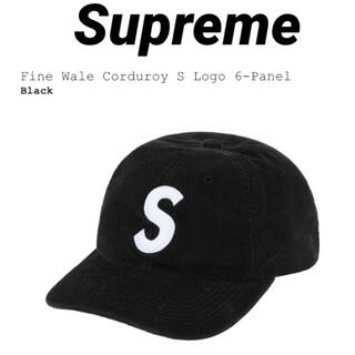 Supreme - Supreme シュプリーム キャップ コーデュロイ S Logo6-panel