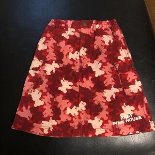 ピンクハウス(PINK HOUSE)のベビーピンクハウス 女の子 スカートSサイズ(スカート)