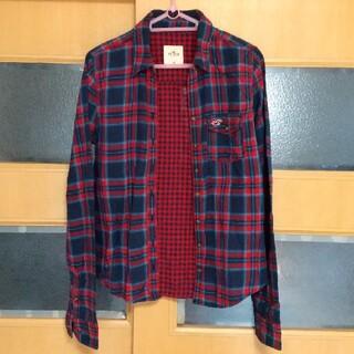 ホリスター(Hollister)のHOLLISTER チェックシャツ(シャツ/ブラウス(長袖/七分))