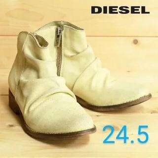 ディーゼル(DIESEL)のDIESEL ディーゼル レディース ショートブーツ(ブーツ)