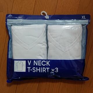 GU - 新品 半袖VネックTシャツ二枚 XL