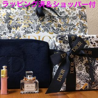 Dior - Dior アディクトクリスマスオファー2021ホリデーコフレ限定 ポーチセット