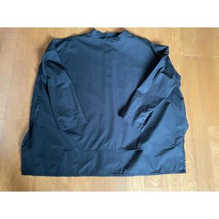 ichi ブラックシャツ(シャツ/ブラウス(長袖/七分))