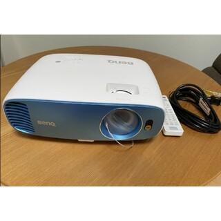 BenQ ホームプロジェクター 4K HDR TK800
