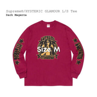 Supreme - Supreme × HYSTERIC GLAMOUR L/S Tee