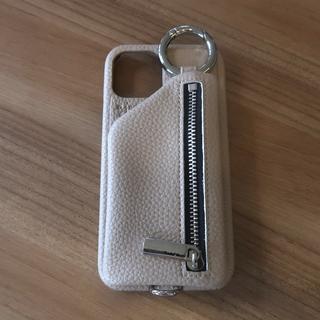《美品!》ajew エジュー iPhone12pro 携帯ケース