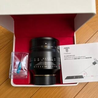 TTArtisan 50mm f0.95  Leica M mount