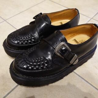 ジョージコックス(GEORGE COX)の【送料無料】英国製 GEORGECOX/ジョージコックス  ラバーソール UK6(ローファー/革靴)