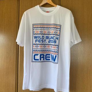 ワイルドバンチフェスTシャツ2018年