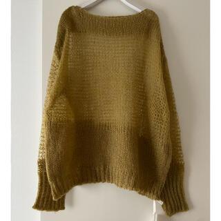 TODAYFUL - H00991 TODAYFUL Mohair Lowgauge Knit